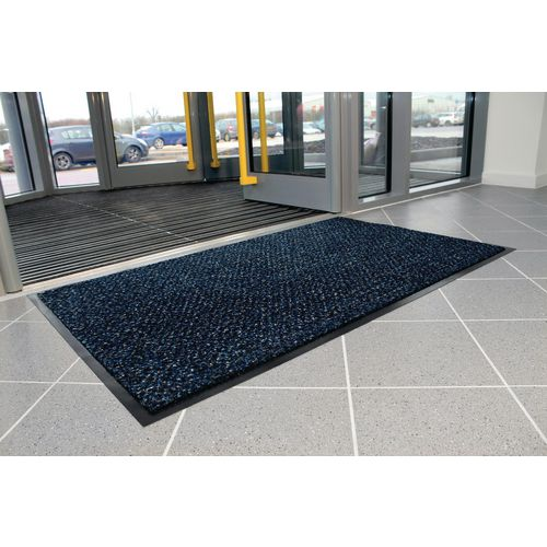 Heavy duty fire tested entrance mat