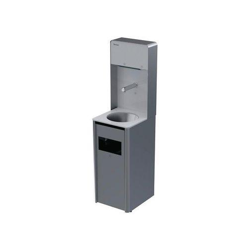 Automatic hand wash station