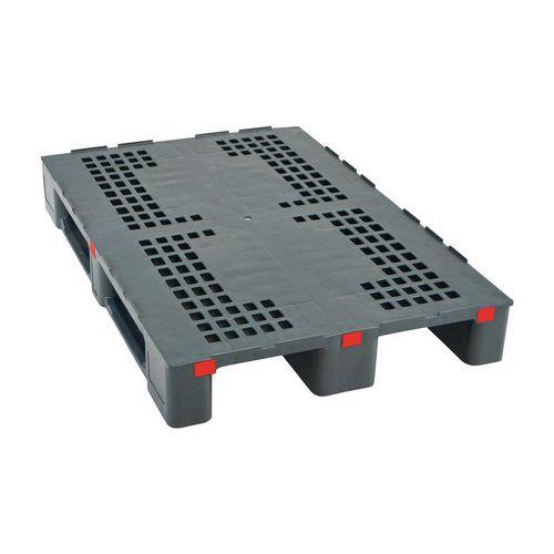 Rackable HDPE pallet