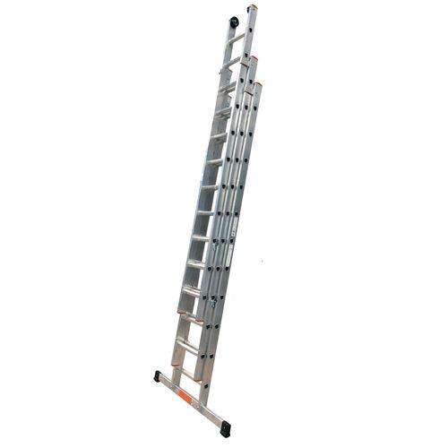 EN131-professional heavy duty aluminium extension ladders