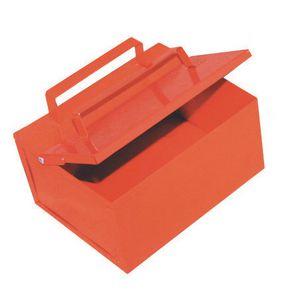 Ash collection bin