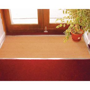 Coir entrance matting - Mats in a choice of four sizes