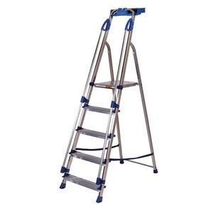 Tradesman platform steps