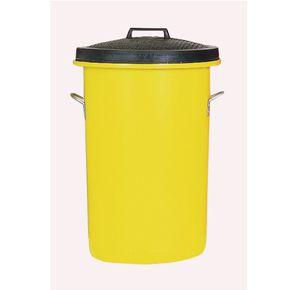 Heavy duty coloured dustbins