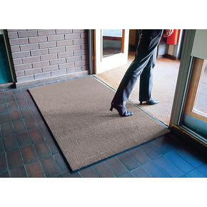 Crush resistant entrance matting - Charcoal - Choice of three sizes