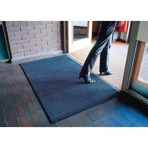 Crush resistant entrance matting - Slate blue - Choice of three sizes