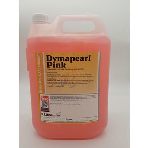 Dymapearl pink liquid hand soap
