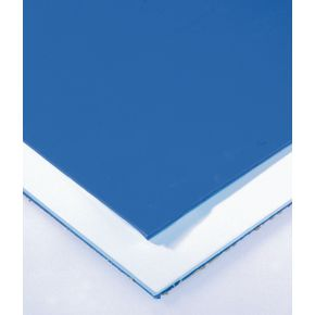 Clean room mats - Choice of blue or white - 60 layer pads