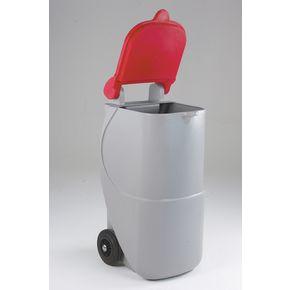 Mobile recycling bins