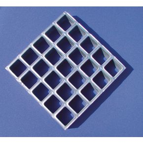 Fibreglass gratings- Green - Chemical corrosion resistant