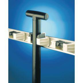 Universal holder - 3 hangers