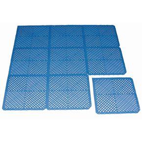 Vinyl safety flooring tiles - Pack of 10