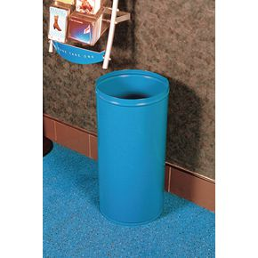 General purpose steel litter bins