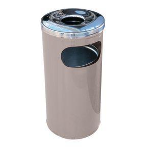 37 litre combined ash/litter bins