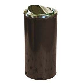 Fire retardant rubbish bins