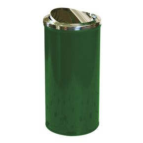 Fire retardant litter bins