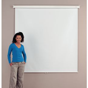 Slingsby PROJECTION SCREEN WALL MOUNT. SCREEN SIZE 2000X2000