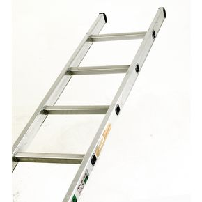 EN131 aluminium industrial ladders - Single section