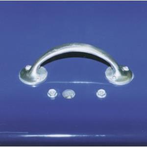 Sculptured handles
