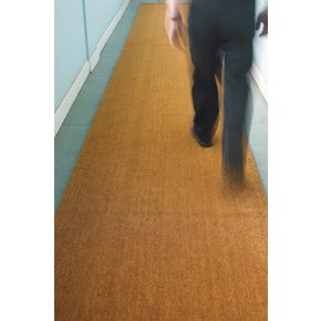 Coir entrance matting - Cut lengths in 2 widths