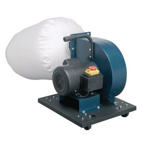Dust and chip extractors - Portable extractor, capacity 20 cu.m per min