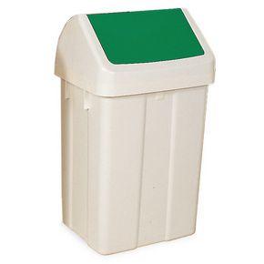 Recycling swing bins