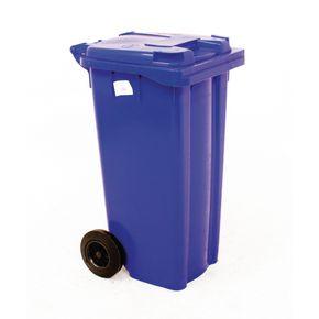 Wheelie bins 120L Blue