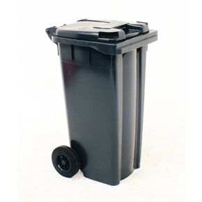 Wheelie bins 120L Grey