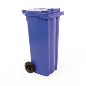 Wheelie bins 140L Blue