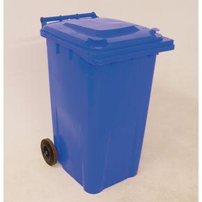 Wheelie bins 240L Blue