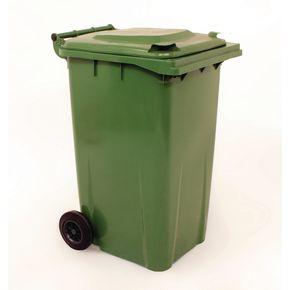Wheelie bins 240L Green
