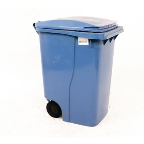 Wheelie bins 360L Blue