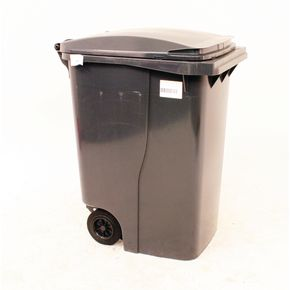 Wheelie bins 360L Grey