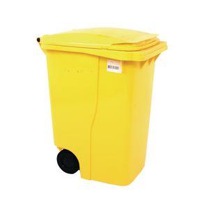 Wheelie bins 360L Yellow