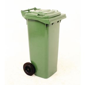 Wheelie bins 80L Green
