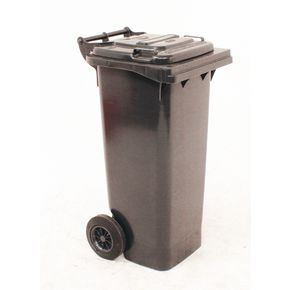 Wheelie bins 80L Grey