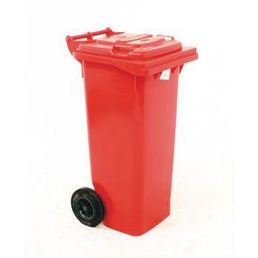 Wheelie bins 80L Red