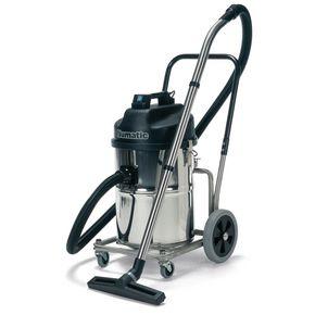 Numatic industrial stainless steel wet & dry vacuum cleaners