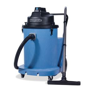 Numatic heavy duty vacuum cleaner with pump