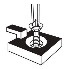 Vynagrip heavy duty PVC matting -  Floor hooks