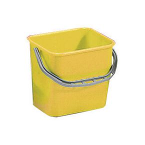 Cleaning trolley buckets 6L