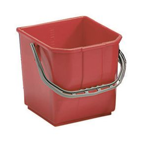 Cleaning trolley buckets 25L