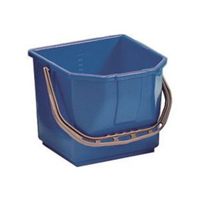 Cleaning trolley buckets 15L