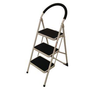 Folding step stools- 3 tread