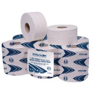Toilet tissue rolls - standard jumbo