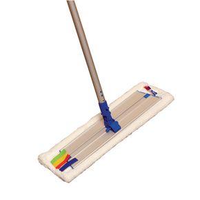 Microfibre flat mops