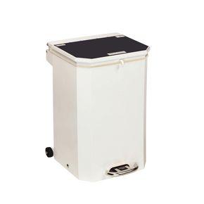 Flame retardant waste bins70L