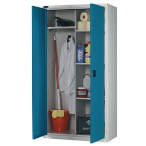 Slingsby CUPBOARD WARDROBE COLOUR - BLUE