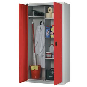 Slingsby CUPBOARD WARDROBE COLOUR - RED