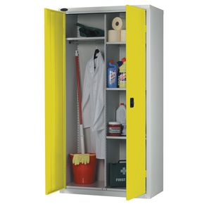 Slingsby CUPBOARD WARDROBE COLOUR - YELLOW